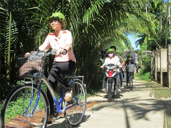 Nipa palm forest, natural disasters, Vietnam economy, Vietnamnet bridge, English news about Vietnam, Vietnam news, news about Vietnam, English news, Vietnamnet news, latest news on Vietnam, Vietnam