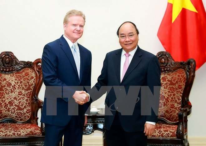 Vietnam continues boosting ties with the US: PM, Government news, Vietnam breaking news, politic news, vietnamnet bridge, english news, Vietnam news, news Vietnam, vietnamnet news, Vietnam net news, Vietnam latest news, vn news