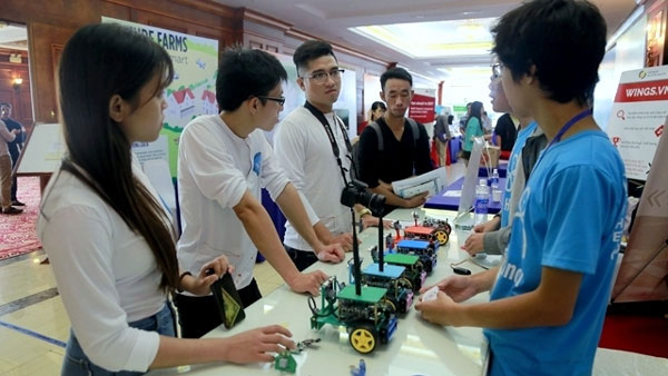IT entrepreneurs, promoting startups, create jobs, Vietnam economy, Vietnamnet bridge, English news about Vietnam, Vietnam news, news about Vietnam, English news, Vietnamnet news, latest news on Vietnam, Vietnam