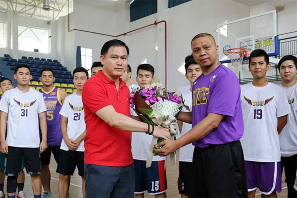 Magallanes to coach HCM City Wings in new season