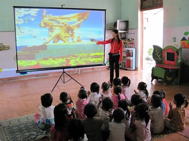 Education administration goes online, vn education, social news, vietnamnet bridge, english news, Vietnam news, news Vietnam, vietnamnet news, Vietnam net news, Vietnam latest news, vn news, Vietnam breaking news