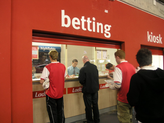 Government paves the way for the development of sport betting businesses