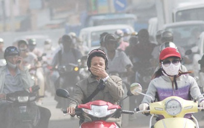 Air pollution from vehicles top concern of city authorities