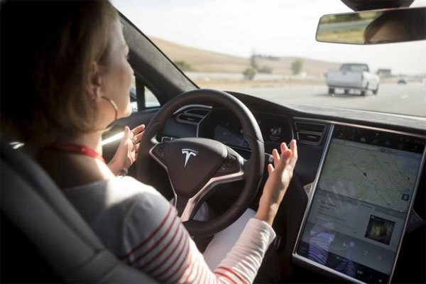 UK plans to remove insurance barriers for self-driving cars