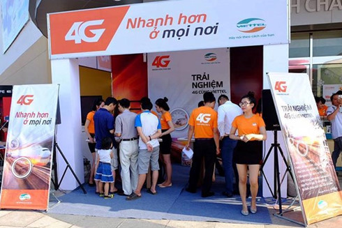 Mobile operators at the ready to launch 4G services, IT news, sci-tech news, vietnamnet bridge, english news, Vietnam news, news Vietnam, vietnamnet news, Vietnam net news, Vietnam latest news, Vietnam breaking news, vn news