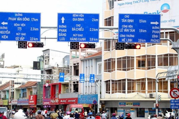 HCM City, road signs in English, Vietnam economy, Vietnamnet bridge, English news about Vietnam, Vietnam news, news about Vietnam, English news, Vietnamnet news, latest news on Vietnam, Vietnam