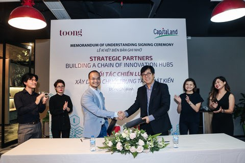 Deal signed to develop co-working space in Vietnam, vietnam economy, business news, vn news, vietnamnet bridge, english news, Vietnam news, news Vietnam, vietnamnet news, vn news, Vietnam net news, Vietnam latest news, Vietnam breaking news
