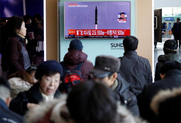 North Korea says new nuclear-capable missile test successful