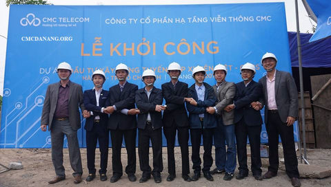 CMC Telecom starts cable construction, IT news, sci-tech news, vietnamnet bridge, english news, Vietnam news, news Vietnam, vietnamnet news, Vietnam net news, Vietnam latest news, Vietnam breaking news, vn news