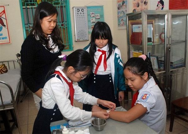 Ha Noi, school healthcare, Vietnam economy, Vietnamnet bridge, English news about Vietnam, Vietnam news, news about Vietnam, English news, Vietnamnet news, latest news on Vietnam, Vietnam