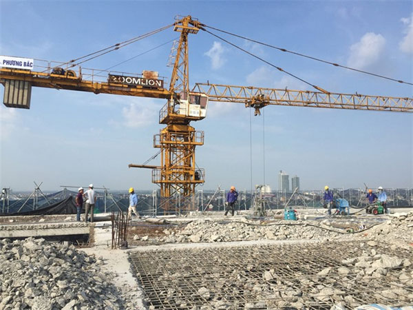 Current regulations on construction, multi-storey buildings, messy situation, Vietnam economy, Vietnamnet bridge, English news about Vietnam, Vietnam news, news about Vietnam, English news, Vietnamnet news, latest news on Vietnam, Vietnam
