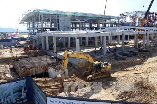 Da Nang airport's int'l terminal to be completed in March, social news, vietnamnet bridge, english news, Vietnam news, news Vietnam, vietnamnet news, Vietnam net news, Vietnam latest news, vn news, Vietnam breaking news
