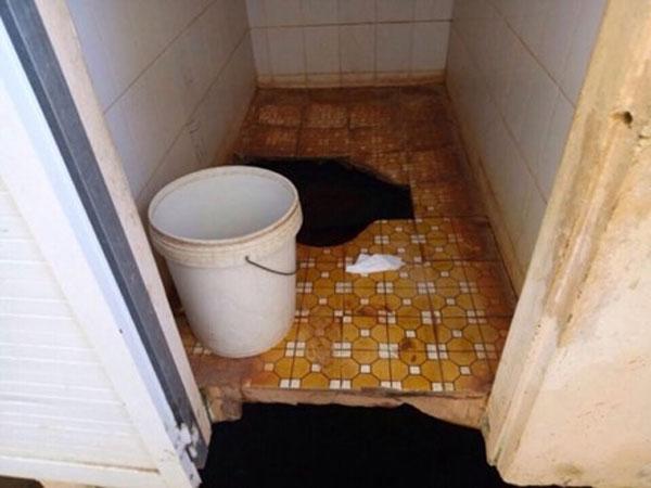 Unqualified works, schools, installed temporary toilets, stopped, Vietnam economy, Vietnamnet bridge, English news about Vietnam, Vietnam news, news about Vietnam, English news, Vietnamnet news, latest news on Vietnam, Vietnam