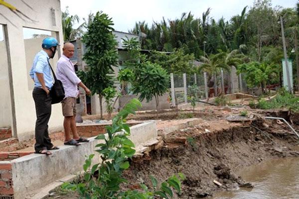 HCM City projects, prevent landslides, prevent erosion, Vietnam economy, Vietnamnet bridge, English news about Vietnam, Vietnam news, news about Vietnam, English news, Vietnamnet news, latest news on Vietnam, Vietnam