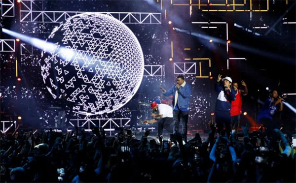 2017 MTV Europe Music Awards to be held in 'musical epicenter' London