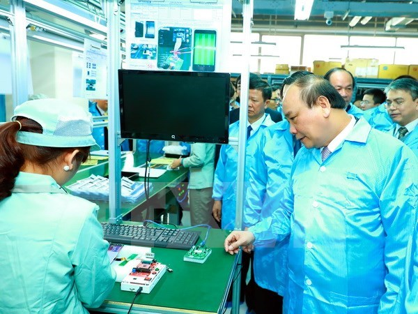 Hoa Lac park hoped to become IT, biotechnology start-up centre, IT news, sci-tech news, vietnamnet bridge, english news, Vietnam news, news Vietnam, vietnamnet news, Vietnam net news, Vietnam latest news, Vietnam breaking news, vn news