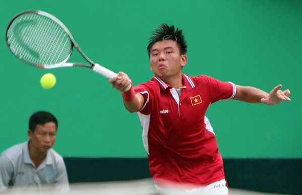 Vietnamese player Ly Hoang Nam, China F1 tournament, Vietnam economy, Vietnamnet bridge, English news about Vietnam, Vietnam news, news about Vietnam, English news, Vietnamnet news, latest news on Vietnam, Vietnam