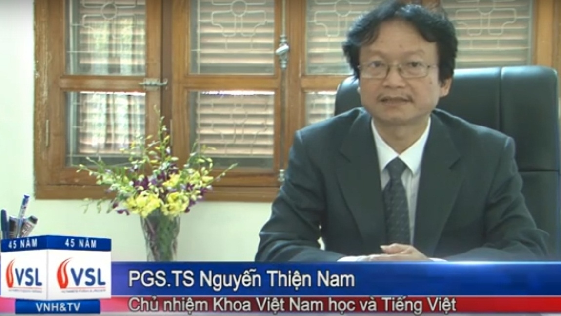 Associate Professor works to bring Vietnamese language to foreigners, Dr Nguyen Thien Nam, social news, vietnamnet bridge, english news, Vietnam news, news Vietnam, vietnamnet news, Vietnam net news, Vietnam latest news, vn news, Vietnam breaking news