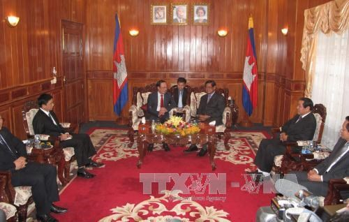 Vietnam, Cambodia ministries bolster cooperation, Government news, Vietnam breaking news, politic news, vietnamnet bridge, english news, Vietnam news, news Vietnam, vietnamnet news, Vietnam net news, Vietnam latest news, vn news