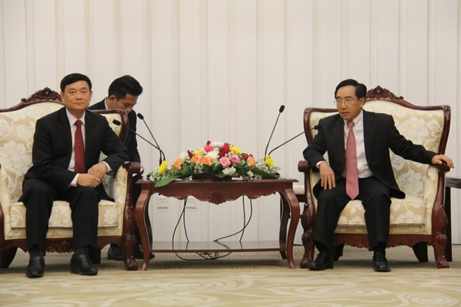 Vietnam, Laos promote people-to-people exchanges, Government news, Vietnam breaking news, politic news, vietnamnet bridge, english news, Vietnam news, news Vietnam, vietnamnet news, Vietnam net news, Vietnam latest news, vn news