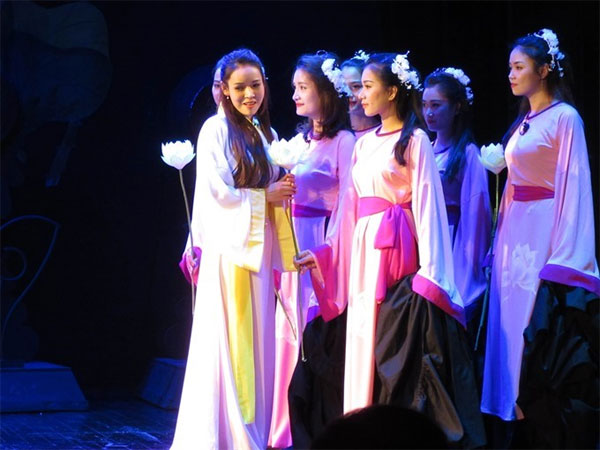Drama featuring Tale of Kieu to be perform in Hanoi