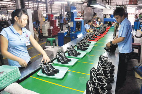 2011-2016: VN gains almost $60b in footwear export, vietnam economy, business news, vn news, vietnamnet bridge, english news, Vietnam news, news Vietnam, vietnamnet news, vn news, Vietnam net news, Vietnam latest news, Vietnam breaking news