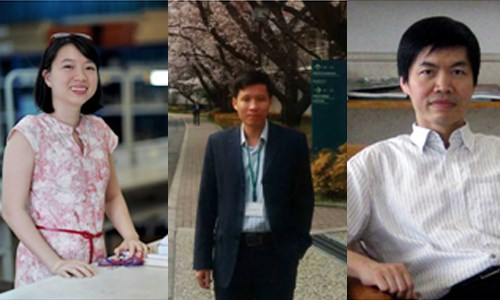 Physical Review Letters publishes study by Vietnamese scientists