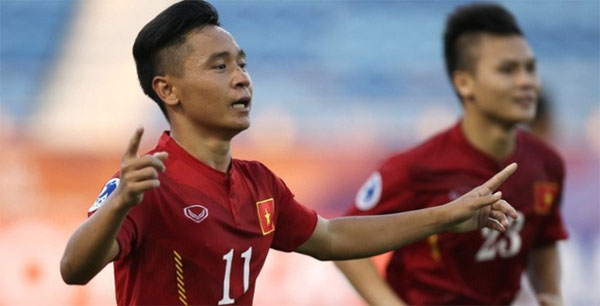 Chinh and Di named in fourfourtwo's U20 best footballers