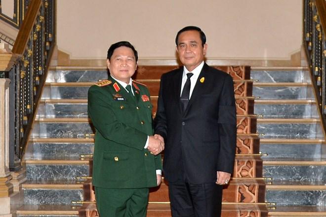 Vietnam, Thailand enhance defence partnership, Government news, Vietnam breaking news, politic news, vietnamnet bridge, english news, Vietnam news, news Vietnam, vietnamnet news, Vietnam net news, Vietnam latest news, vn news
