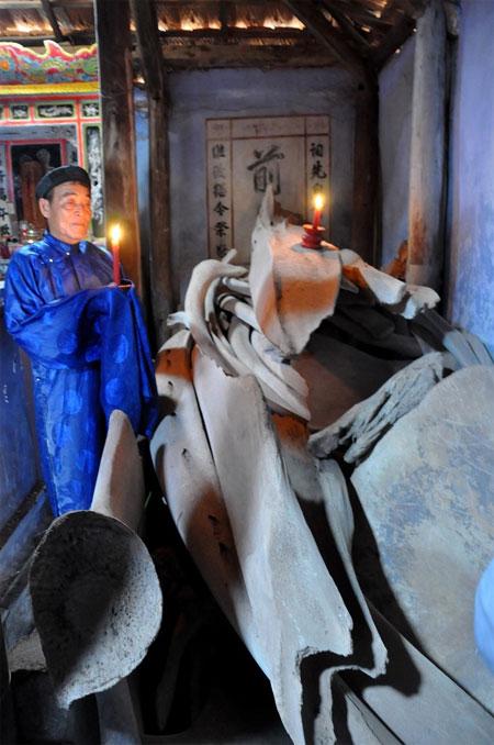 Ly Son Island, Am Linh Pagoda,  biggest whale skeleton, Vietnam economy, Vietnamnet bridge, English news about Vietnam, Vietnam news, news about Vietnam, English news, Vietnamnet news, latest news on Vietnam, Vietnam