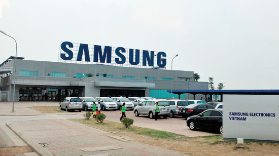 Samsung affirms $2.5 billion expansion in Bac Ninh, vietnam economy, business news, vn news, vietnamnet bridge, english news, Vietnam news, news Vietnam, vietnamnet news, vn news, Vietnam net news, Vietnam latest news, Vietnam breaking news