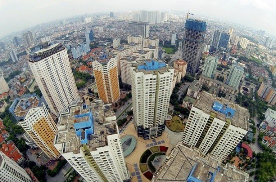 Luxury segment dragging VN housing market
