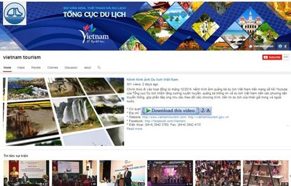 Youtube's advertising violations, fine, Vietnam economy, Vietnamnet bridge, English news about Vietnam, Vietnam news, news about Vietnam, English news, Vietnamnet news, latest news on Vietnam, Vietnam