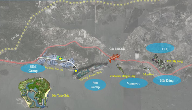 vietnamnet bridge, english news, Vietnam news, news Vietnam, vietnamnet news, TPP, US President Obama, Vietnam net news, Vietnam latest news, vn news, Vietnam breaking news, Quang Ninh, Ha Long Bay, Van Don EZ