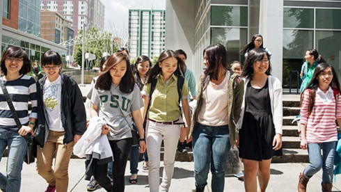 Vietnamese student numbers growing in the US, social news, vietnamnet bridge, english news, Vietnam news, news Vietnam, vietnamnet news, Vietnam net news, Vietnam latest news, vn news, Vietnam breaking news
