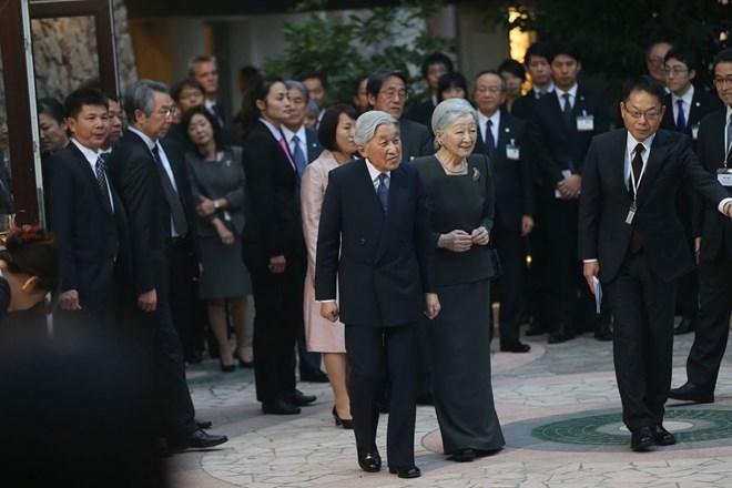First activities of Japanese Emperor, Empress in Hanoi, Government news, Vietnam breaking news, politic news, vietnamnet bridge, english news, Vietnam news, news Vietnam, vietnamnet news, Vietnam net news, Vietnam latest news, vn news