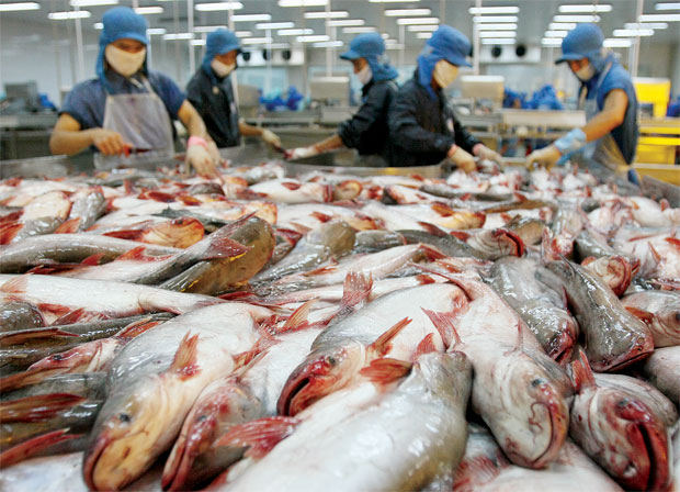 Trade barriers may seriously affect Vietnam's seafood industry