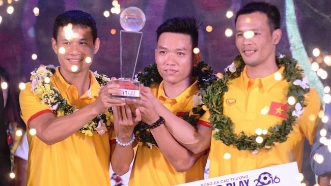 Vietnam's futsal team honoured with Fair Play Award 2016