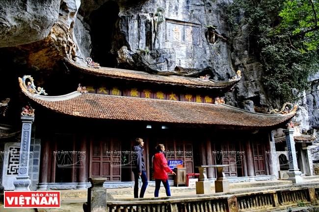 Ancient Bich Dong Pagoda
