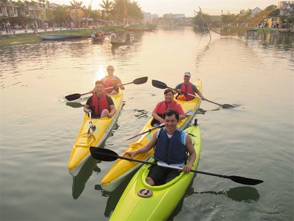 Hoi An, nipa palm forest, Hoi An Kayak Tours, Vietnam economy, Vietnamnet bridge, English news about Vietnam, Vietnam news, news about Vietnam, English news, Vietnamnet news, latest news on Vietnam, Vietnam