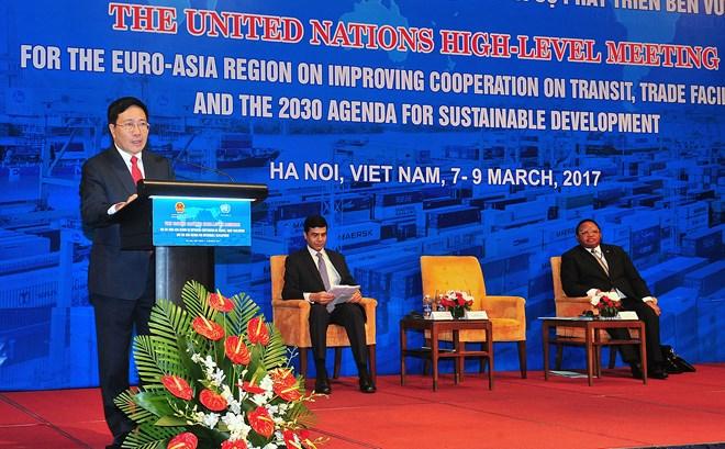 Vietnam commits to 2030 Agenda for sustainable development, Government news, Vietnam breaking news, politic news, vietnamnet bridge, english news, Vietnam news, news Vietnam, vietnamnet news, Vietnam net news, Vietnam latest news, vn news