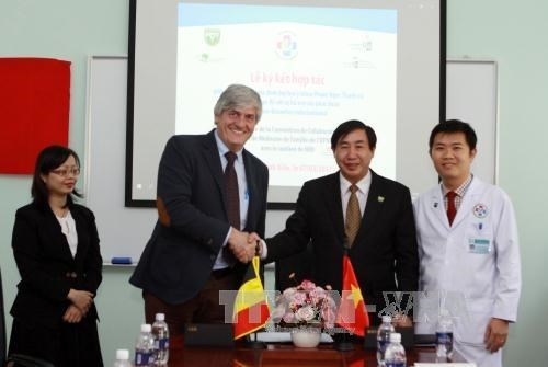 Belgian university backs Vietnam's family medical practice training, social news, vietnamnet bridge, english news, Vietnam news, news Vietnam, vietnamnet news, Vietnam net news, Vietnam latest news, vn news, Vietnam breaking news