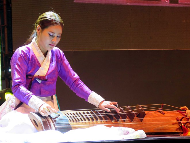 South Korea introduces traditional, modern culture in Hoi ...