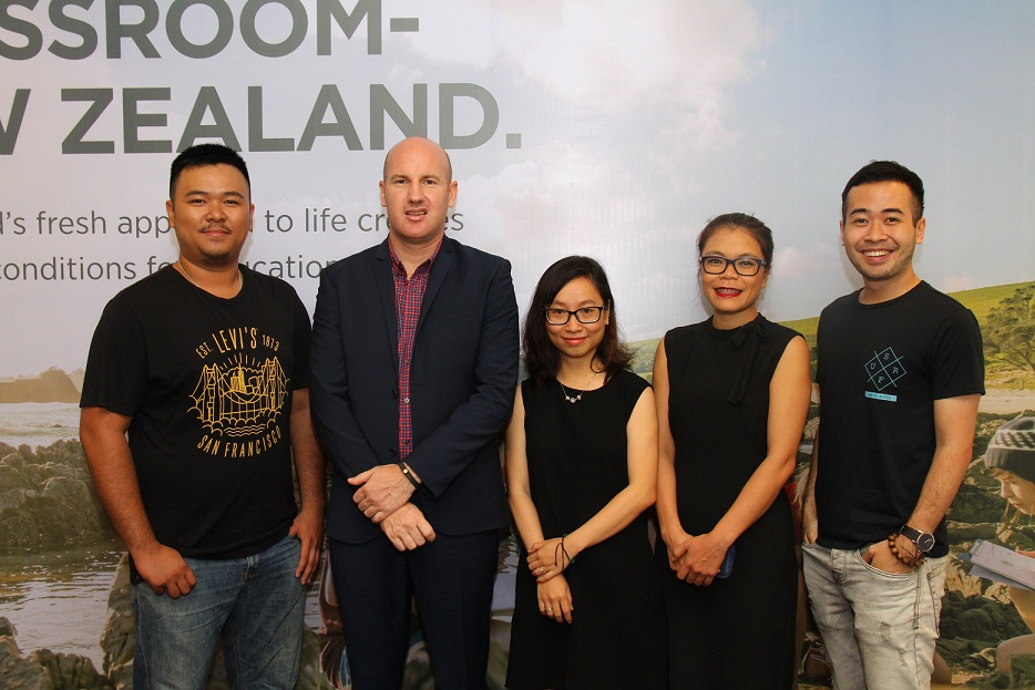 2,000 Vietnamese students study in New Zealand, social news, vietnamnet bridge, english news, Vietnam news, news Vietnam, vietnamnet news, Vietnam net news, Vietnam latest news, vn news, Vietnam breaking news