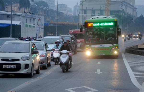 Hanoi's BRT bus prices reported wrongly