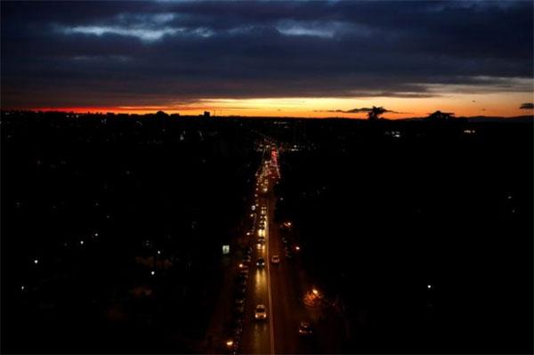 Madrid, air pollution, old cars, ban