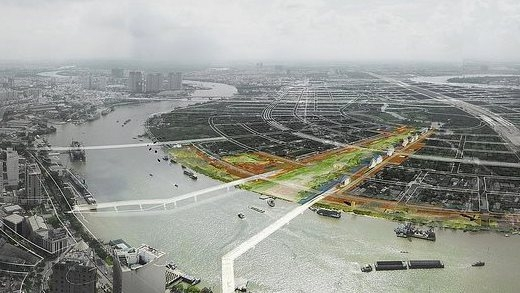 HCM City to have Vietnam's largest square, social news, vietnamnet bridge, english news, Vietnam news, news Vietnam, vietnamnet news, Vietnam net news, Vietnam latest news, vn news, Vietnam breaking news