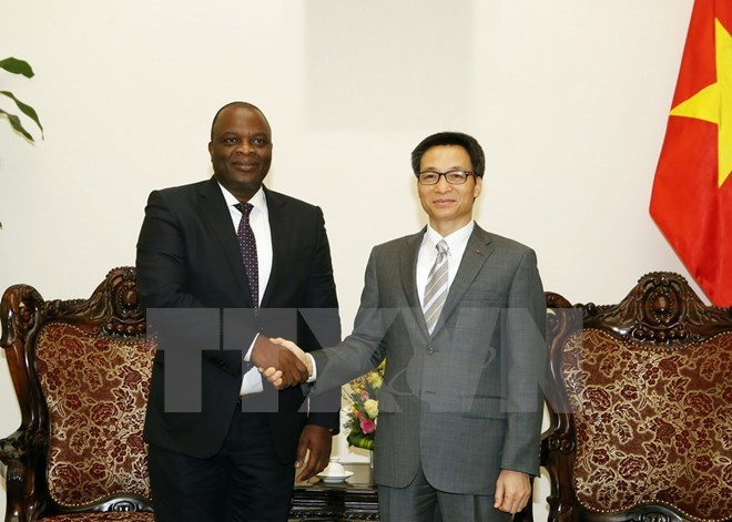 Vietnam, Angola seek closer telecom cooperation, IT news, sci-tech news, vietnamnet bridge, english news, Vietnam news, news Vietnam, vietnamnet news, Vietnam net news, Vietnam latest news, Vietnam breaking news, vn news