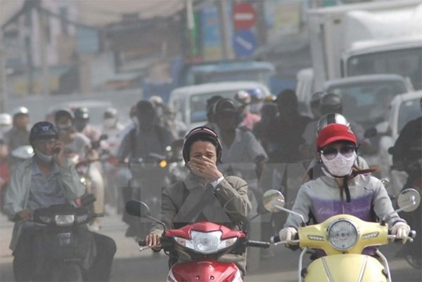 viet nam air pollution About asean cooperation on transboundary haze pollution control  the mekong delta in cambodia and viet nam  landslides, air pollution, drought, water.