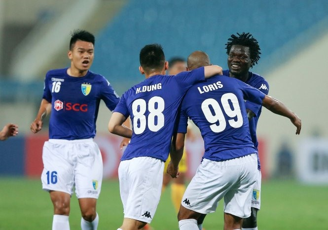 Hanoi FC coast through at AFC Cup, Sports news, football, Vietnam sports, vietnamnet bridge, english news, Vietnam news, news Vietnam, vietnamnet news, Vietnam net news, Vietnam latest news, vn news, Vietnam breaking news